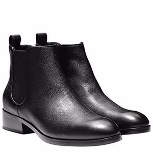 Cole Haan | Corinne black leather chelsea boots